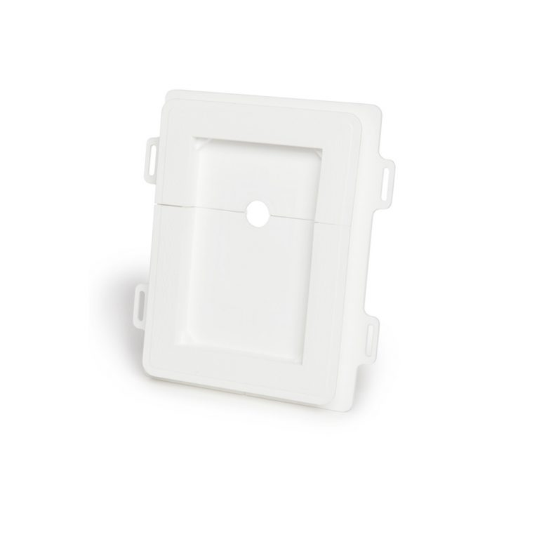 Split Recessed Plug Water Plate (SRPW)