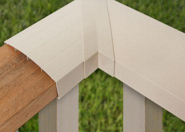 2x6 Deck Handrail