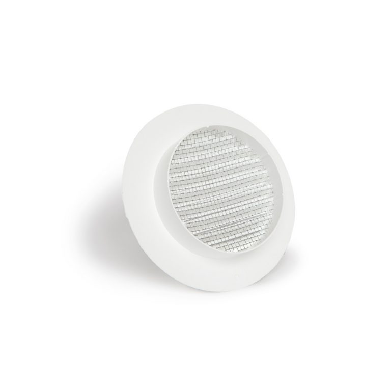 "4"" Round Soffit Vent Optional Screen"
