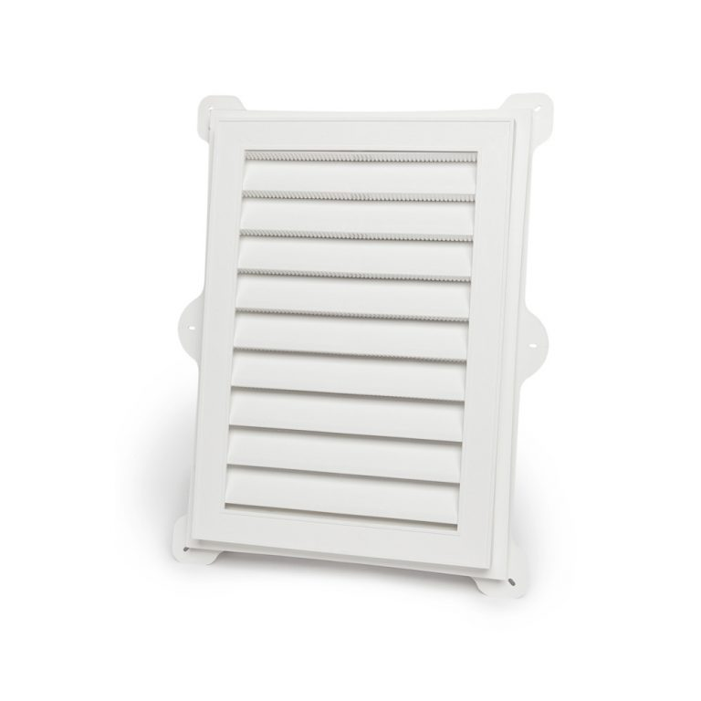 Small Rectangular gable Vent - 12x18
