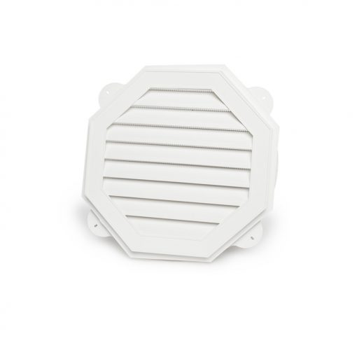 Octagon gable Vent - 18""